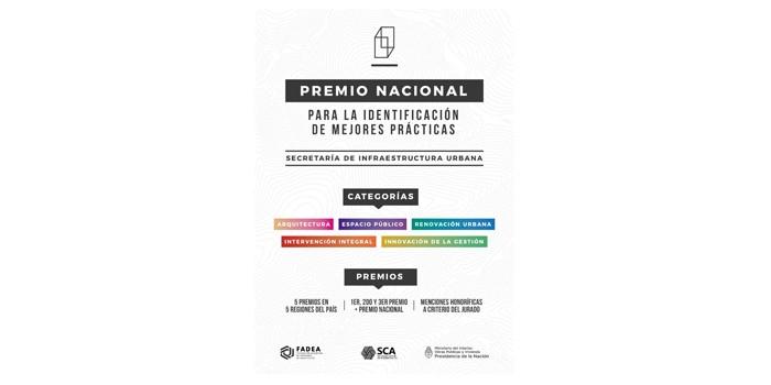 Premio Nacional para la Identificación de Buenas Prácticas