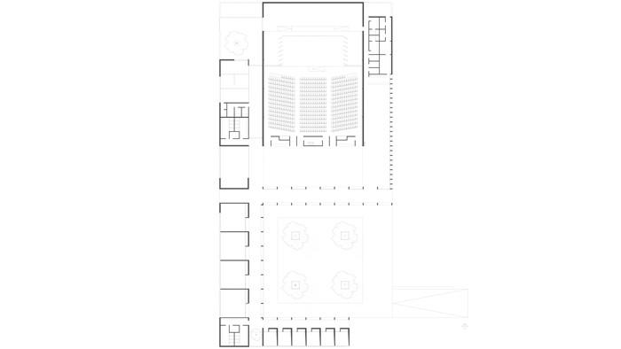 Escuela de Música y Auditorio - UCASAL