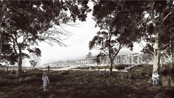 Parque y Centro de capacitación y producción de música popular