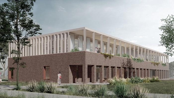 Edificio de Apoyo Administrativo - UCASAL