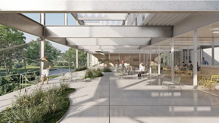 Centro de experimentación, innovación y desarrollo del Diseño y la Construcción. UNL